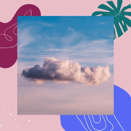 photo de nuage
